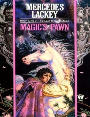 cover of Magic's Pawn