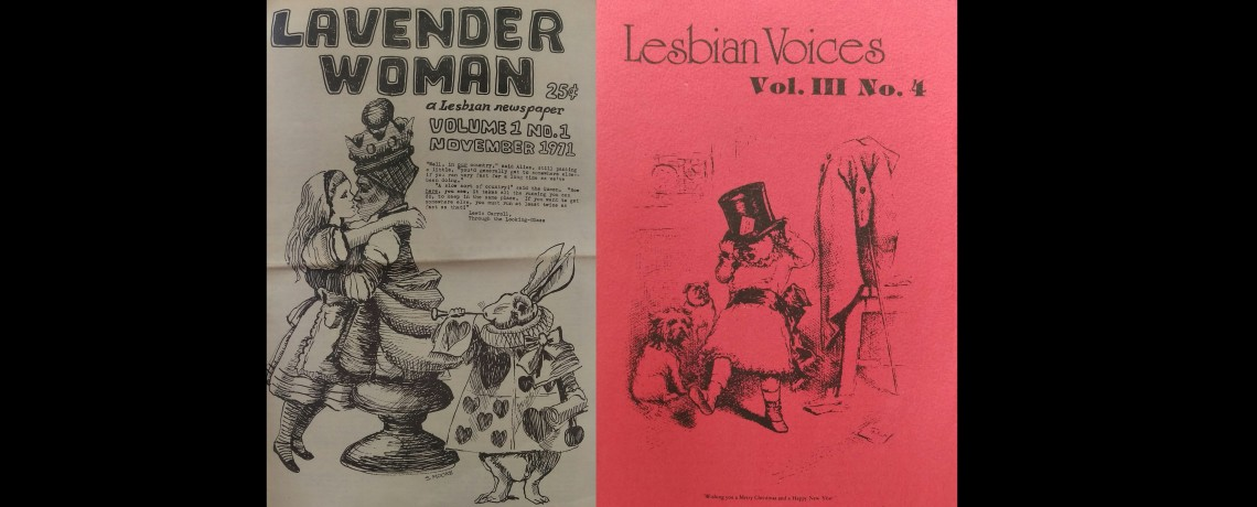 Now On View: Textual Empowerment Lesbian Publishing in the 1970s and 1980s